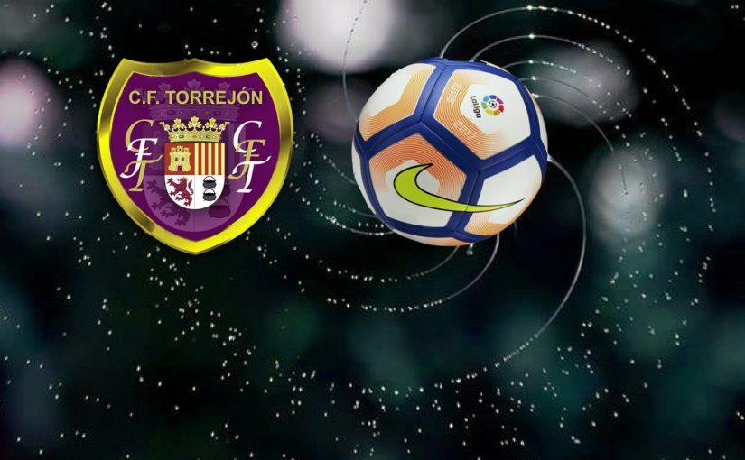 Juega en el C.F.Torrejón