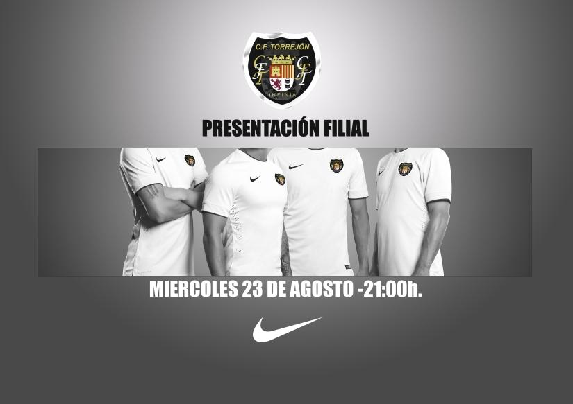 El equipo filial se presentará el 23 deAgosto